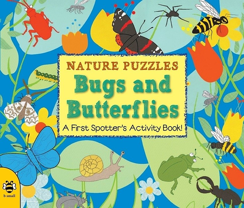 Nature Puzzles - Bugs and Butterflies