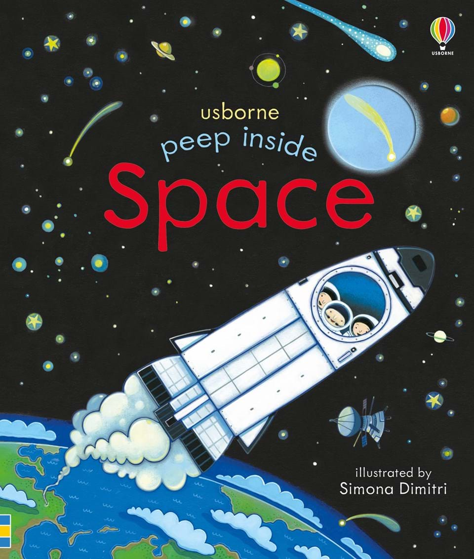 Peep inside - Space