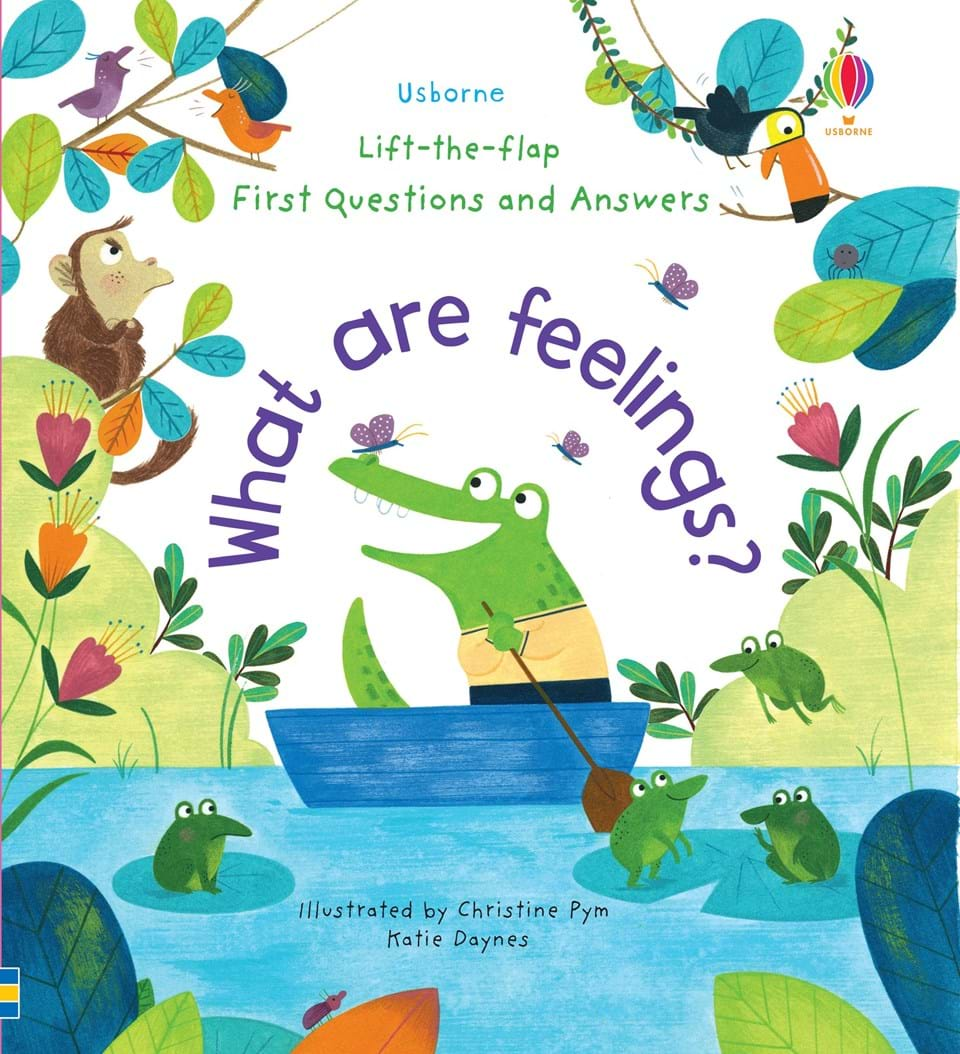 Lift the Flap - What are feelings?