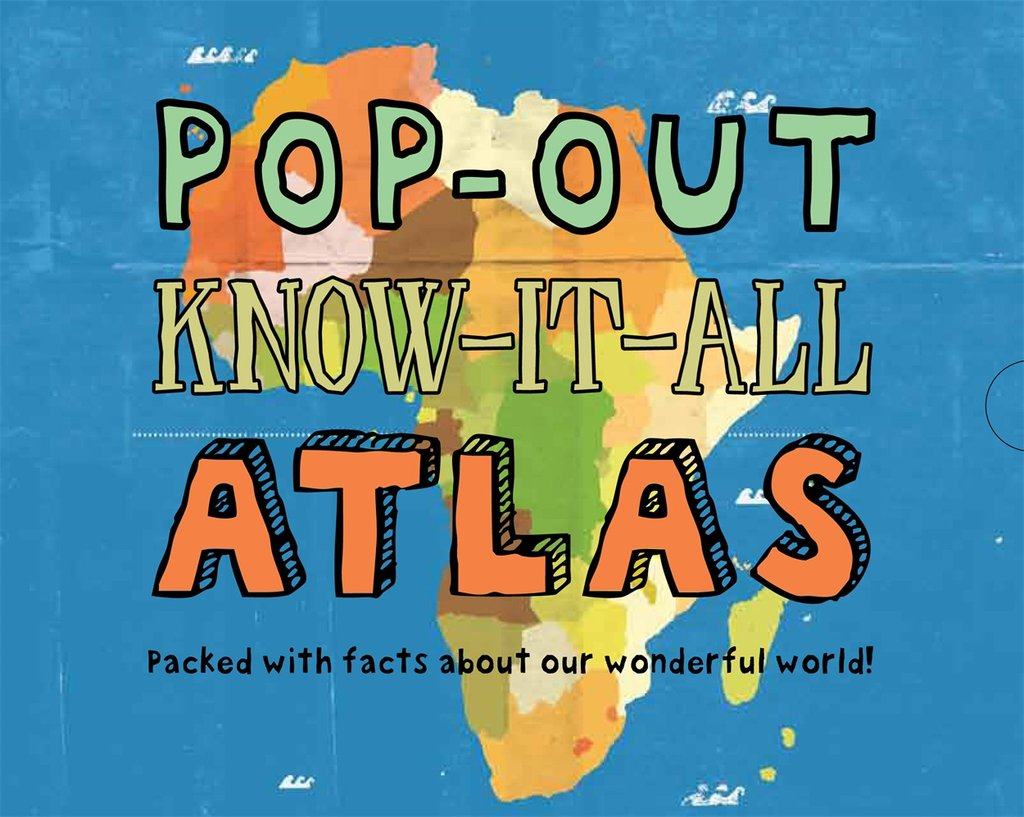 Pop out Know It All - ATLAS