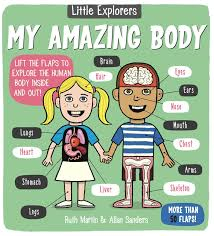 Little Explorers - My Amazing Body