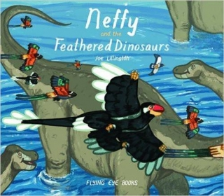 Neffy and the Feathered Dinosaur