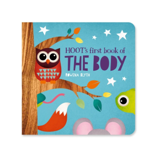 Hoot's First Book of THE BODY