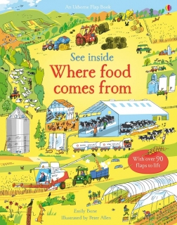 See inside - Where food comes from