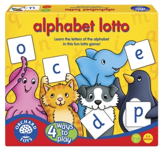 Alphabet Lotto (Orchard Toys)