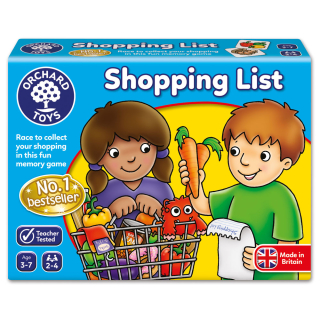 Shopping list (Orchard Toys)