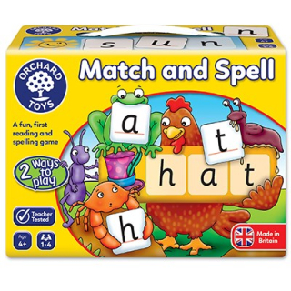 Match and Spell Game (Orchard Toys)