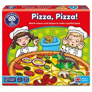 Pizza, Pizza Game (Orchard Toys)