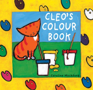 Cleo's Colour Book