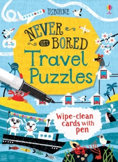 Never get bored - Travel puzzles