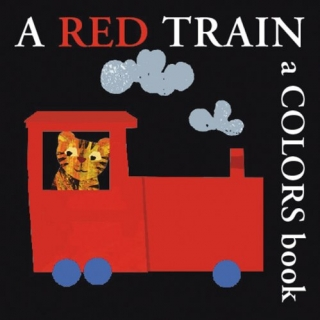 A red train - A Colours Book