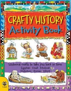 Crafty History Activity Book