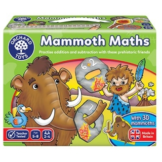 Mammoth Maths Game (Orchard Toys)