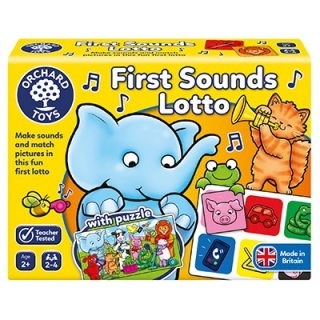 First Sounds Lotto Game (Orchard Toys)