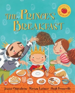 The Prince's Breakfast + CD