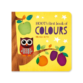 Hoot's First Book of COLOURS