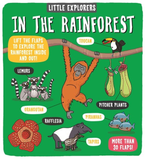 Little Explorers - In The Rainforest