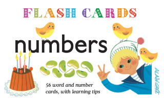 Flash Cards – Numbers